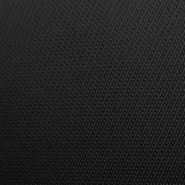 Detalle material gorra de golf modelo foursome color negro