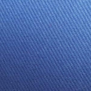 Detalle material gorra de golf modelo tee color azul