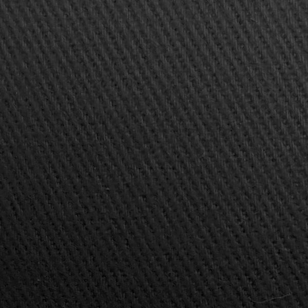 Detalle material gorra de golf color negro