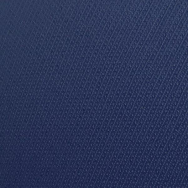 Detalle material gorra de golf modelo driver color azul marino