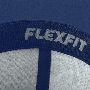Detalle interior gorra de golf modelo driver color azul marino
