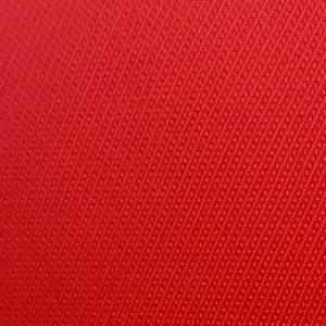 Detalle material gorra de golf modelo foursome color rojo