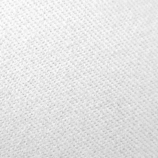 Detalle material visera de golf modelo caddie blanco