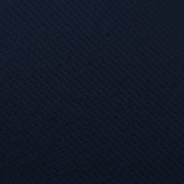 Detalle material visera de golf modelo caddie azul marino