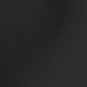 Detalle tejido pantalón de golf de hombre color negro modelo par