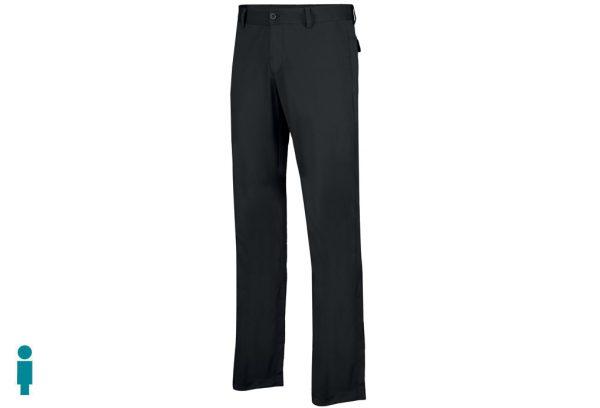 Pantalon golf hombre color negro modelo par