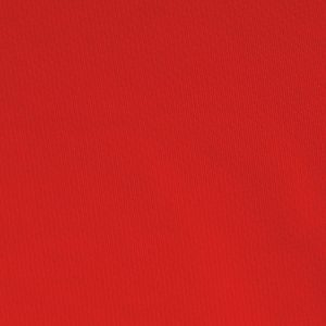 Detalle del tejido del polo de mujer modelo approach color rojo