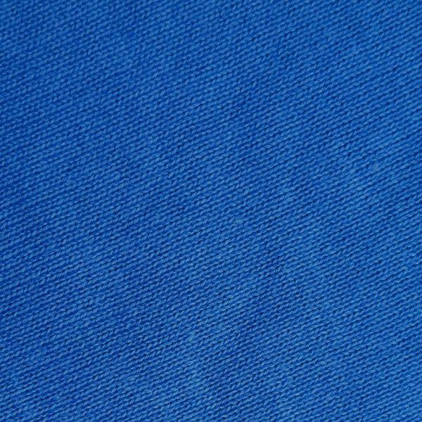 detalle tejido jersey de golf de mujer modelo caddie color azul