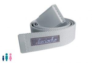cinturón blanco de golf