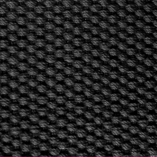 Detalle del cinturón negro modelo par
