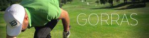 Gorras golf