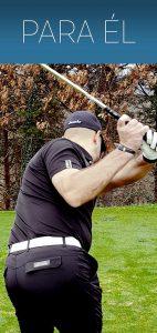 ropa y complementos de golf para hombre
