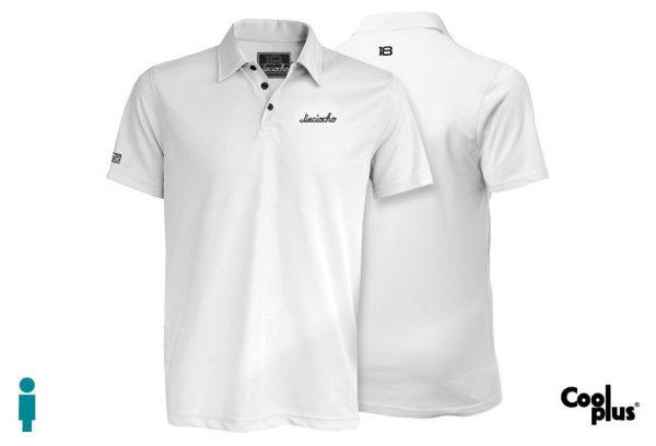 Polo de golf de hombre modelo foursome color blanco