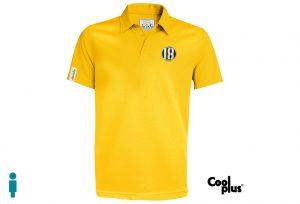 Polo de golf modelo hombre hombre amarillo