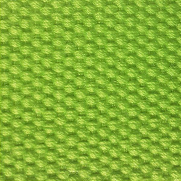 Detalle cinturón de golf verde